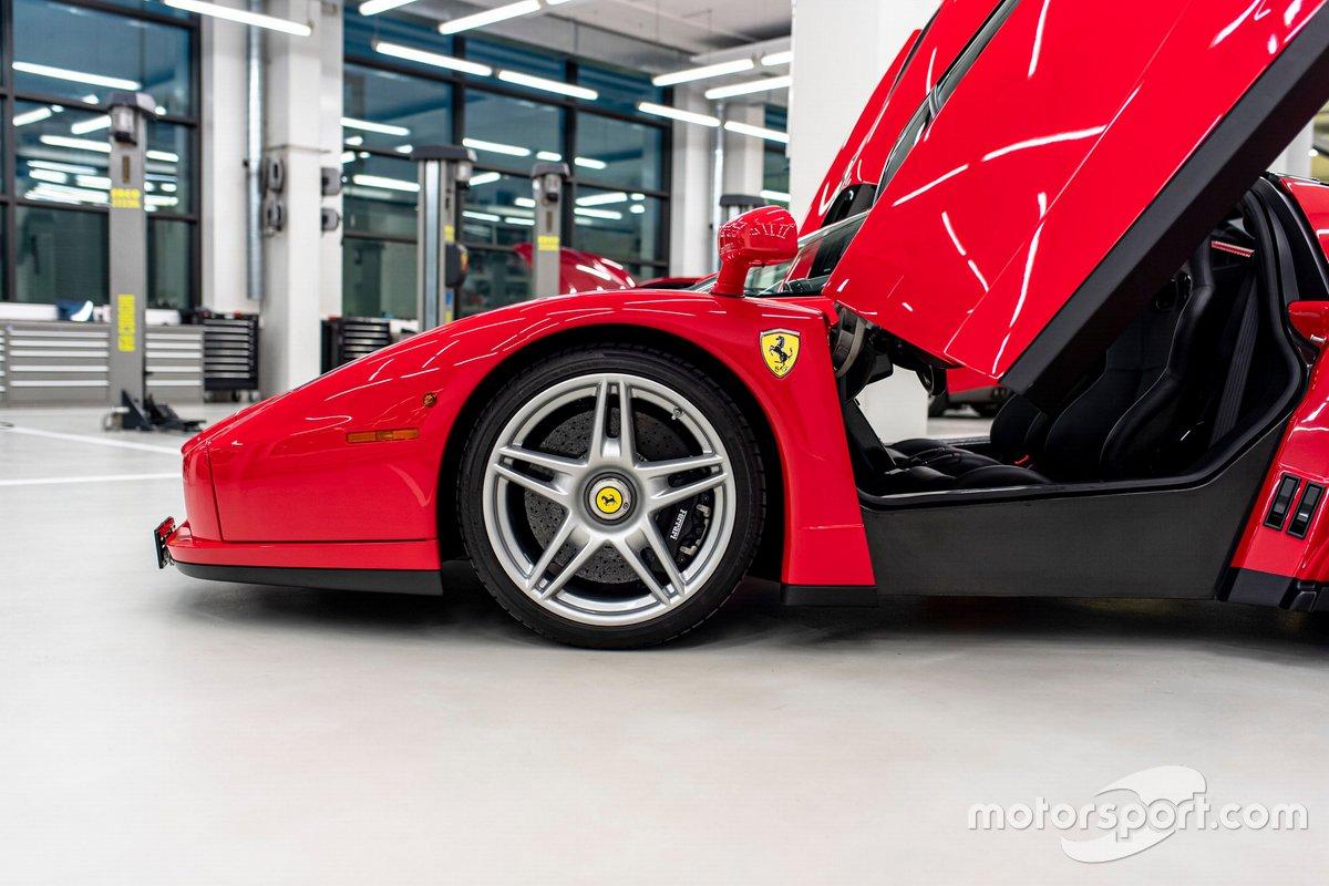 2004 Ferrari Enzo of Sebastian Vettel