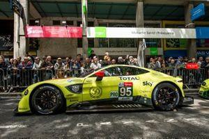 #95 Aston Martin Racing Aston Martin Vantage AMR;