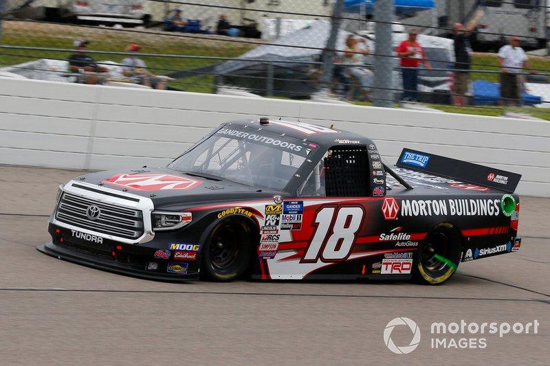 Harrison Burton, Kyle Busch Motorsports, Toyota Tundra
