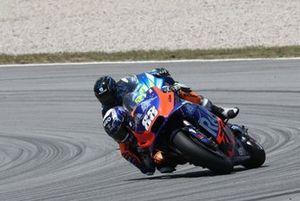 Miguel Oliveira, Red Bull KTM Tech 3, Sylvain Guintoli, Team Suzuki MotoGP