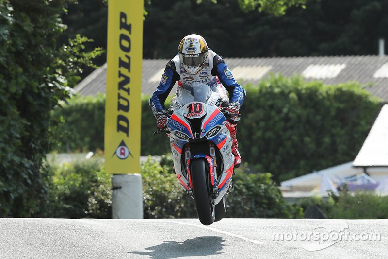 Peter Hickman, 1000 BMW, Smiths Racing BMW