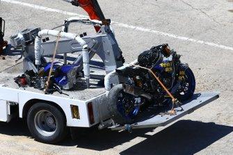 La moto di Loris Baz, Ten Kate Racing