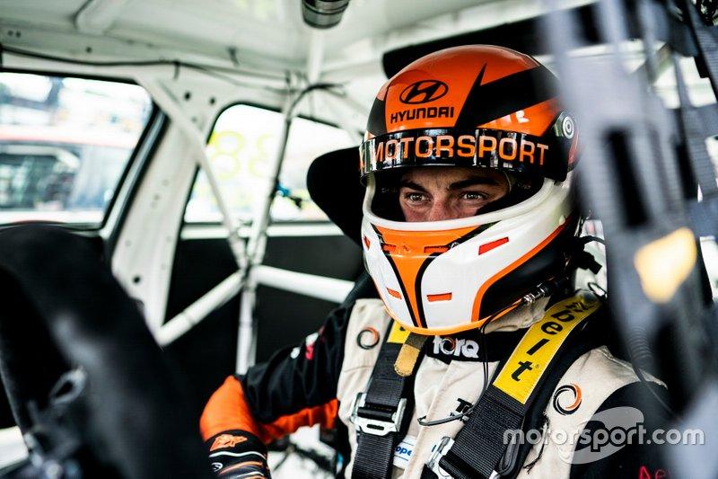 Luca Filippi, BRC Racing Team Hyundai i30 N TCR