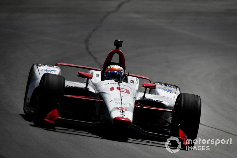 4. Santino Ferrucci, Dale Coyne Racing Honda