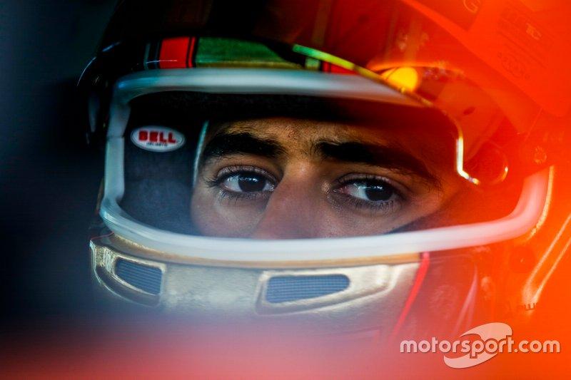 Mikel Azcona, PWR Racing CUPRA TCR