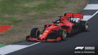 Скриншот игры F1 2019