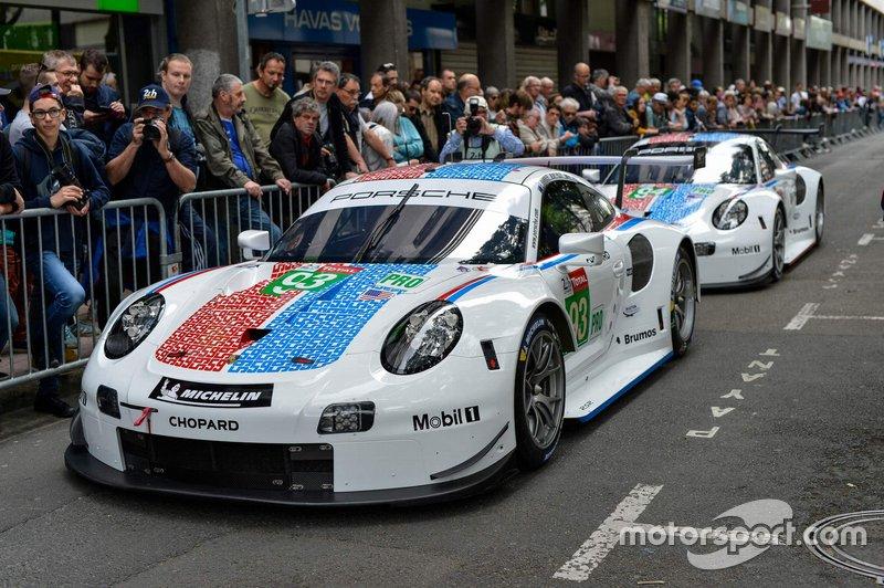№93 Porsche 911 RSR