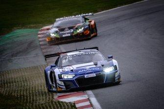 #25 Sainteloc Racing Audi R8 LMS GT3 2019: Simon Gachet, Christopher Haase