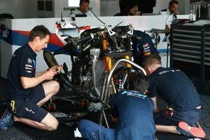 Moto de Tom Sykes, BMW Motorrad WorldSBK Team