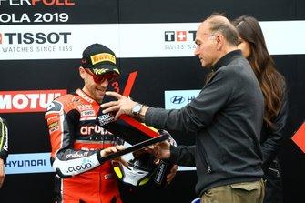 Alvaro Bautista, Aruba.it Racing-Ducati Team, Flappa