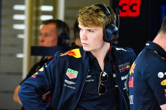 Dan Ticktum, Red Bull Racing