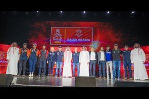 Präsentation: Rallye Dakar 2020 in Saudi-Arabien