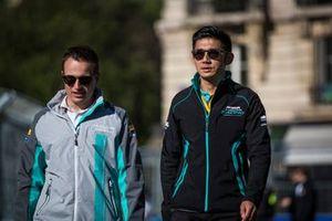 Ho-Pin Tung, Panasonic Jaguar Racing, Simon Evans, Team Asia New Zealand