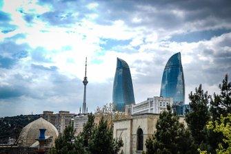 Baku manzara