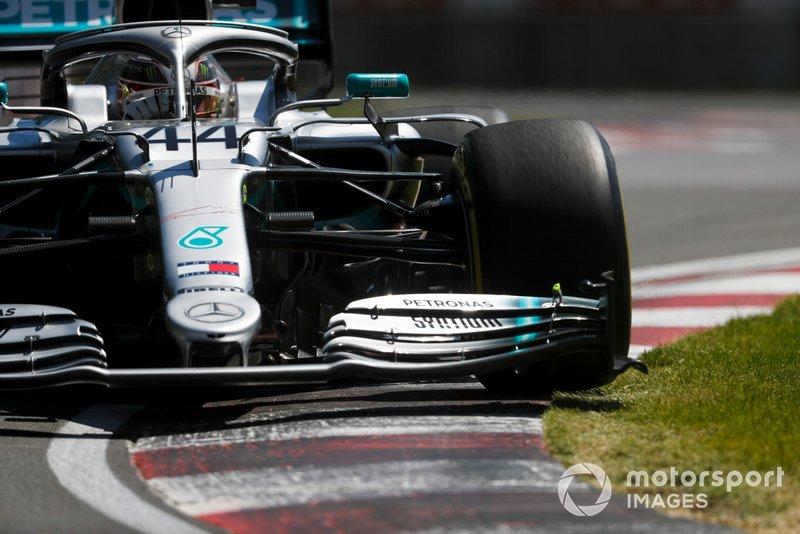 Льюїс Хемілтон, Mercedes AMG F1 W10