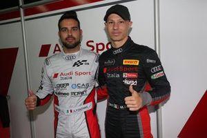 Andrea Fontana, Mattia Drudi, Audi Sport Italia