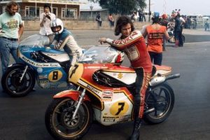 Barry Sheene, Suzuki
