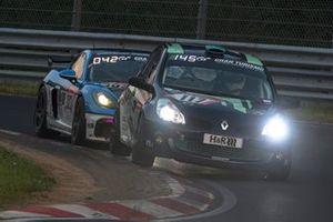 #117 Renault Clio RS: Tobias Overbeck, Daniel Overbeck, Thomas Overbeck, Michael Lindmayer