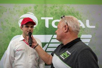 #4 Audi Sport Team Phoenix Audi R8 LMS: Pierre Kaffer