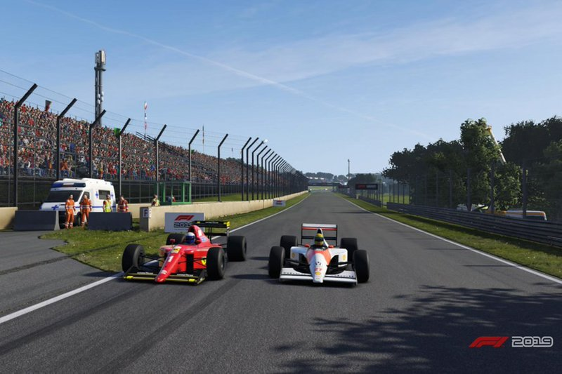 F1 2019 screen shots