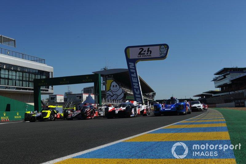 Contendientes de las 24h de Le Mans 24 de 2019