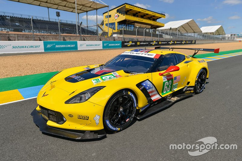 GTE-Pro: #63 Corvette Racing, Chevrolet Corvette C7.R
