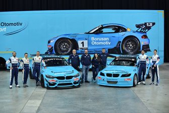 Cem Bölükbaşı, Borusan Otomotiv Motorsport