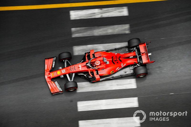4: Sebastian Vettel, Ferrari SF90, 1'10.947