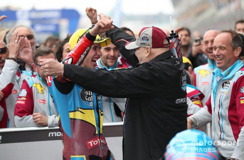 Marc VD Straten, Alex Marquez, Marc VDS Racing