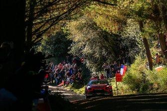Esapekka Lappi, Janne Ferm, Citroën World Rally Team Citroën C3 WRC