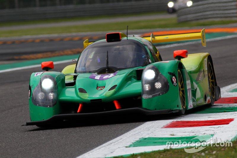 #14 Inter Europol Competition Ligier JS P3 Nissan: Paul Scheuschner, Dino Lunardi