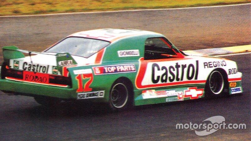 1993 - Ingo Hoffmann (7) e Ângelo Giombelli (3) - Chevrolet Opala