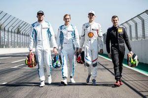 Çaylaklar, Jake Dennis, R-Motorsport, Ferdinand Habsburg, R-Motorsport, Shelton van der Linde, BMW Team RBM, Jonathan Aberdein, Audi Sport Team WRT