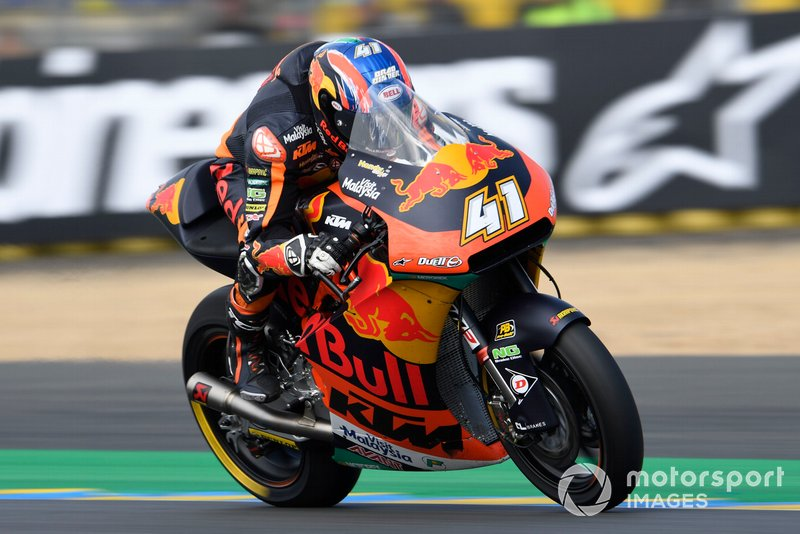Brad Binder, KTM Ajo, French Moto2 2019