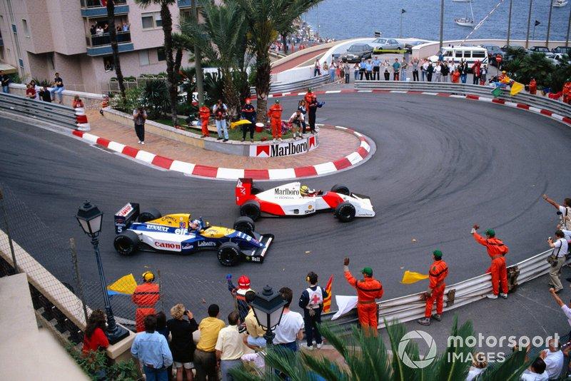 GP de Mônaco de 1992