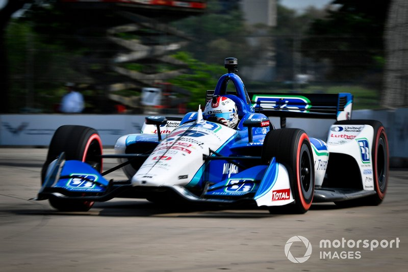 7. Graham Rahal, Rahal Letterman Lanigan Racing Honda