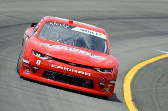 Garrett Smithley, JD Motorsports, Chevrolet Camaro Trophy Tractor