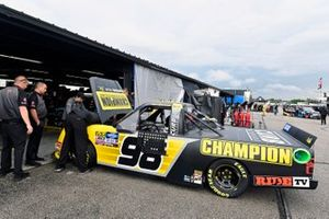 Grant Enfinger, ThorSport Racing, Ford F-150 Champion Power Equipment