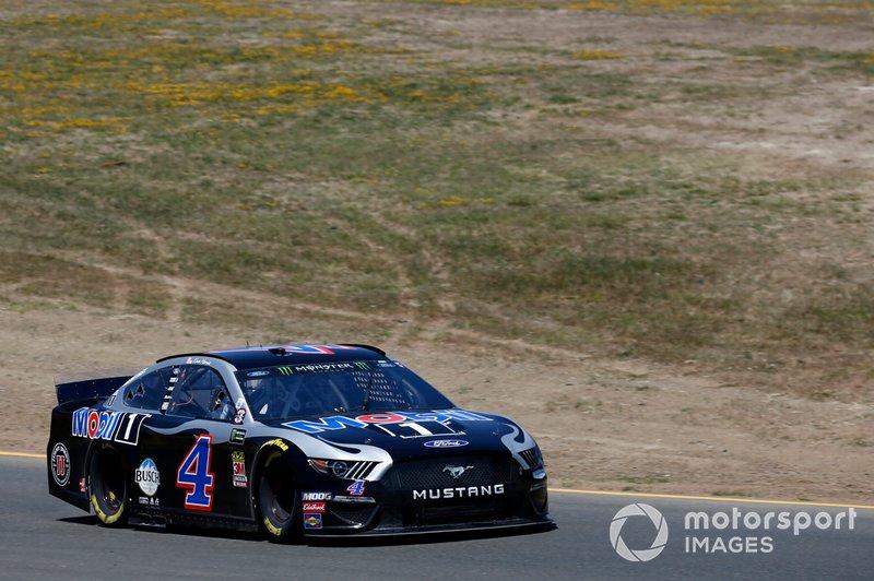 6. Kevin Harvick, Stewart-Haas Racing, Ford Mustang