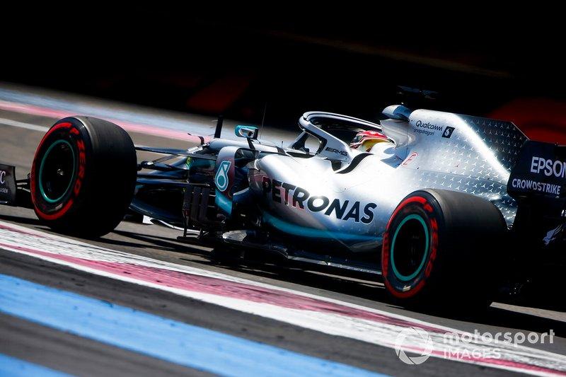 A Mercedes sorozatban 10 alkalommal nyert az Osztrák Nagydíj előtt. Azzal, hogy a Red Bull Ringen nem sikerült győzniük, nem állíthatták be a McLaren nagy rekordját, akik 1988-ban 11 egymást követő futamon értek célba az első helyen. Ez még mindig örök rekord. Rajtuk kívül 10x egymás után a Ferrari és a Mercedes tudott nyerni, míg a Red Bull például 9x a 2013-as idényben.