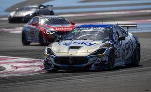 Łukasz Kręski, Maciej Marcinkiewicz, Maserati GranTurismo MC GT4