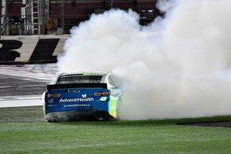 Kyle Larson, Chip Ganassi Racing, Chevrolet Camaro Advent Health wins