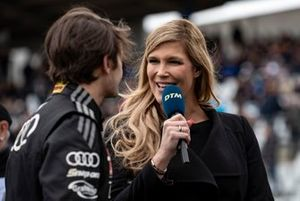 Verena Wried ve Pietro Fittipaldi, Audi Sport Team WRT
