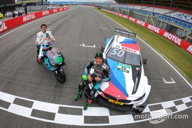 Franco Morbidelli, Petronas Yamaha SRT, Bruno Spengler, BMW Team RMG