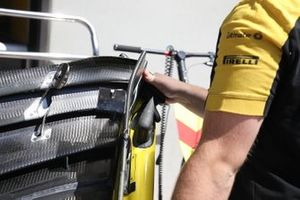 Renault R.S. 19, front wing