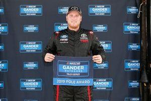 Austin Hill, Hattori Racing Enterprises, Toyota Tundra SiriusXM pole award