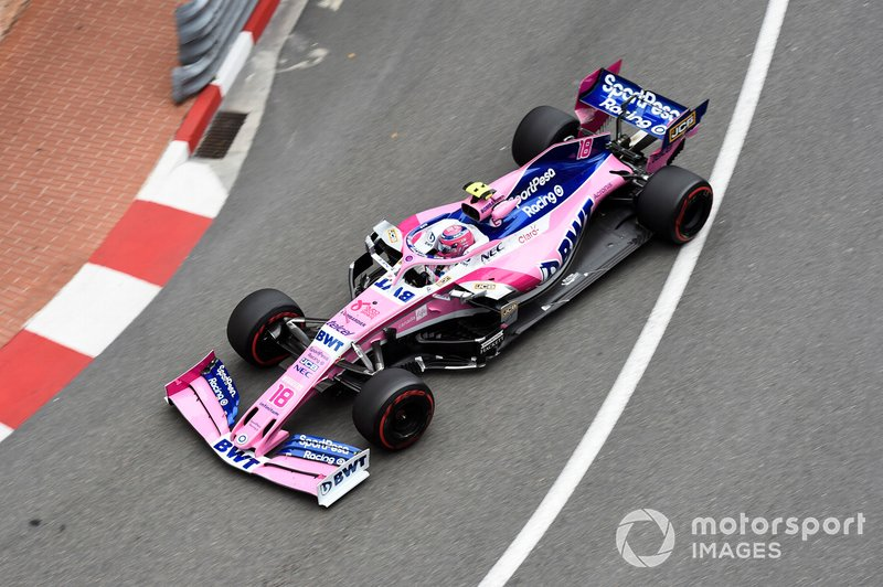 17: Lance Stroll, Racing Point RP19, 1'12.846