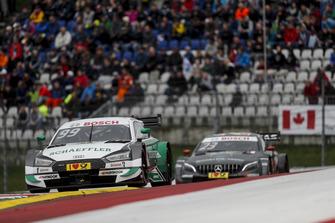 Mike Rockenfeller, Audi Sport Team Phoenix, Audi RS 5 DTM. James Gasperotti
