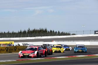René Rast, Audi Sport Team Rosberg, Audi RS 5 DTM leidt