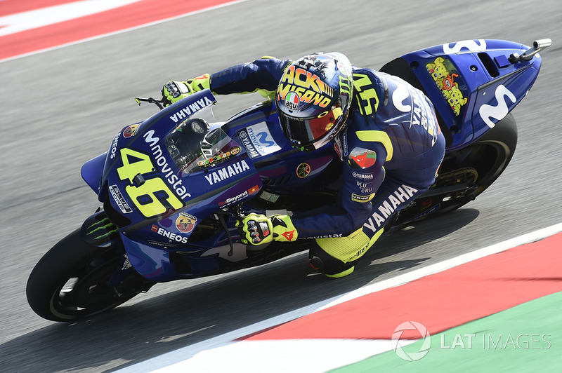 2018 : Back to Misano